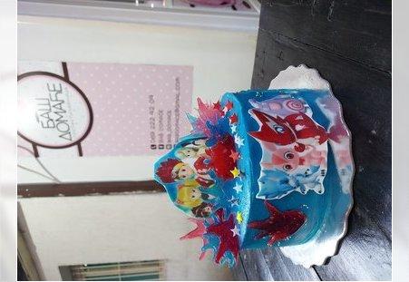 Pokemoni torta