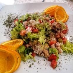 NOVOO Tuna salata