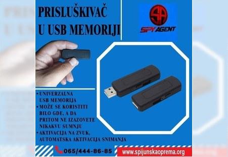 Prialuskivac USB memorija