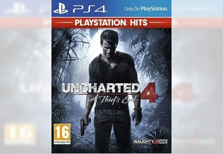 Uncharted 4 - Sony Playstation 4 - Ps4 - Gamer Zone