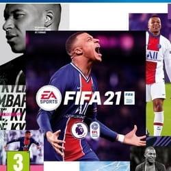 Fifa 21 - Sony Playstation 4 - Ps4 - Gamer Zone