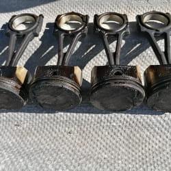 Klipovi sa klipnjcama Opel Corsa C Z12XE