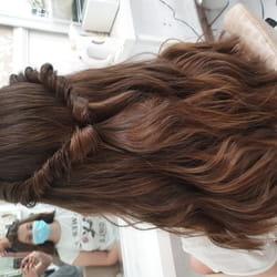 Jednostavna svečana frizura