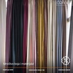 Zavese i draperi