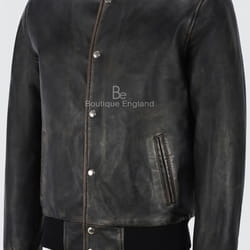 "Bomber Varity ""Smart Rang Leather"""