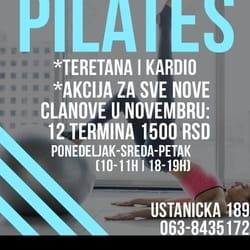 Pilates Konjarnik