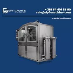 DPF mašina