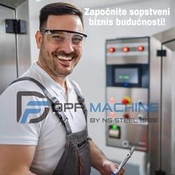 Mašina za čišćenje DPF filtera