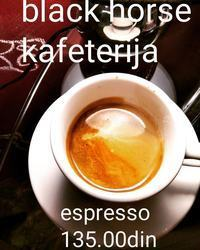 Black horse caffe