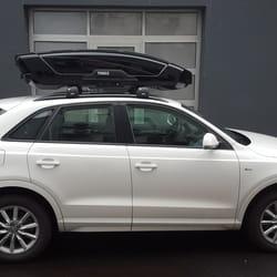 Audi Q3 Thule Motion krovni kofer