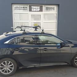 Honda Civic Nosacii za biciklo