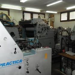 Procena rizika za stampariju