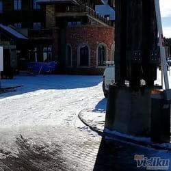Automatska parking rampa