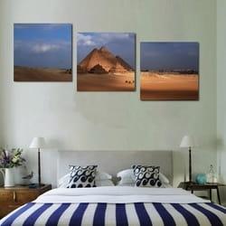 Slike na platnu iz vise delova