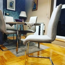 Tapaciranje stare obične, klasične, stilske stolice