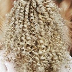 Afro lokne Medak