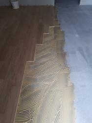 Postavka višeslojnih podova