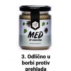 BENEFITI MEDA I SEMENA KOPRIVE