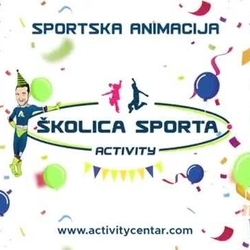 Sportska animacija za sve uzraste Activity Centar školica sporta
