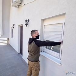 Plise komarnici po meri sa montažom