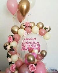 Rođendanski poklon - Aranžman od balona