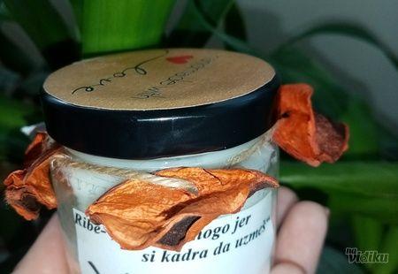 Ekološke sveće- idealan poklon za svaku priliku