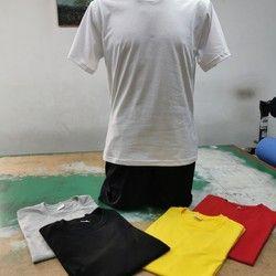 Bele majice pamučne