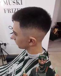 Muske frizure