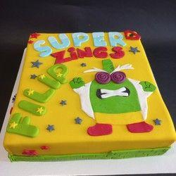 Super zings torta