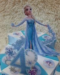 Torta od kartona Elza