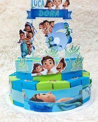 Torta od kartona Luca