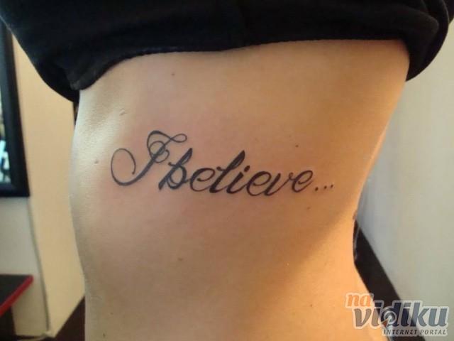 Tetovaza Slova Cena I Iskustva
